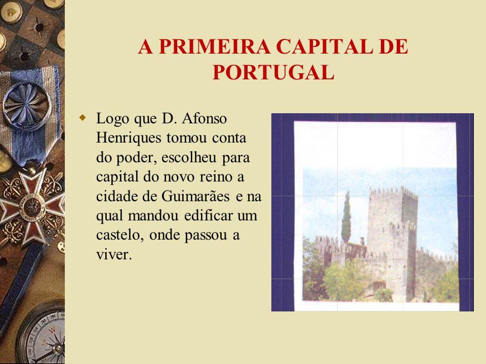 OBJECTIVOS DE D. AFONSO HENRIQUES Lutar contra D. Afonso VII, para conseguir a independência do Condado Portucalense. Lutar contra os muçulmanos para