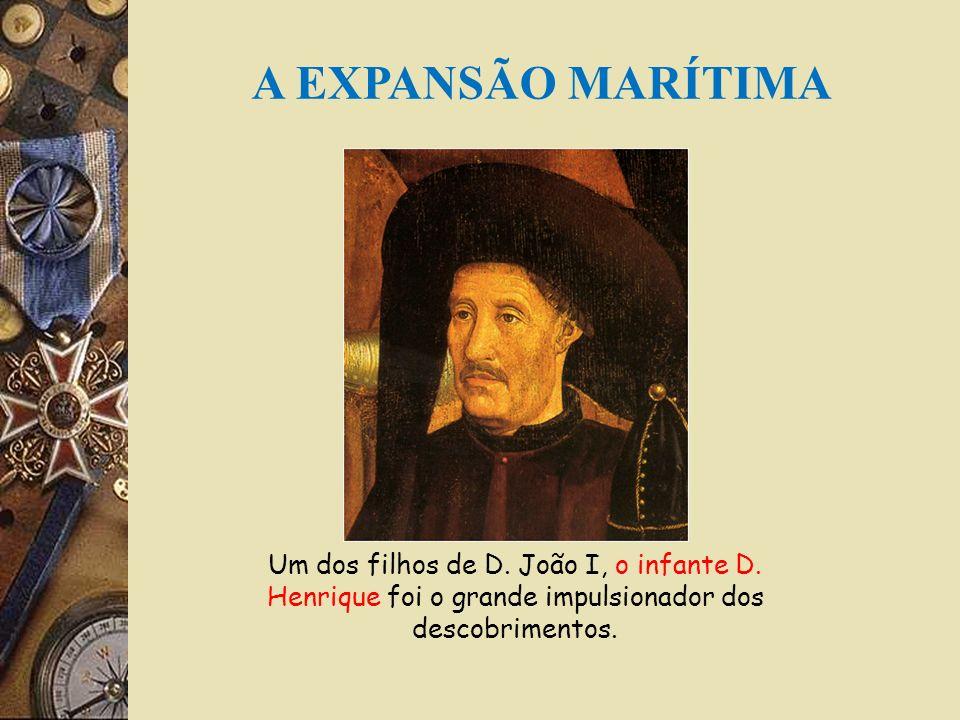 Que terras descobriram os portugueses? No séc. XIV Portugal atravessava uma grave crise económica. Os portugueses iniciaram, então, a expansão marítim