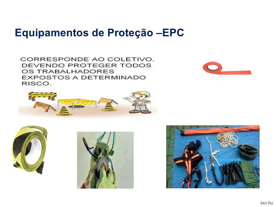 sxc.hu Equipamentos de Proteção –EPC