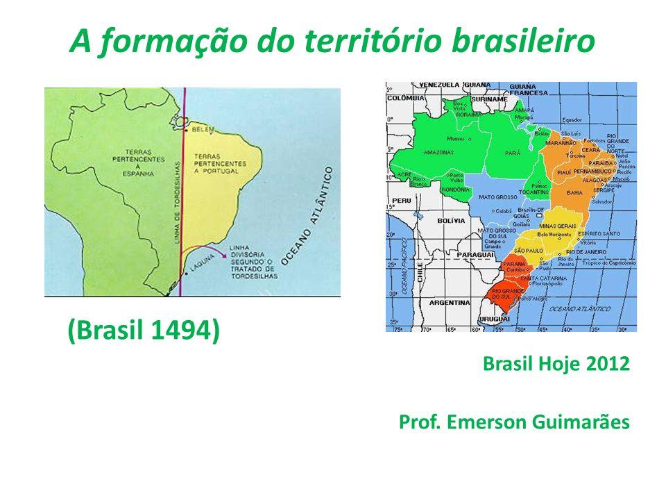 O TRATADO DE TORDESILHAS Tratado de Tordesilhas 07/06/1494( Espanha) 370 léguas a oeste do arquipélago de Cabo Verde ( África) dividiria o mundo entre Portugal, (Terras ao leste seriam Portuguesas e as terras a oeste seriam da Espanha)