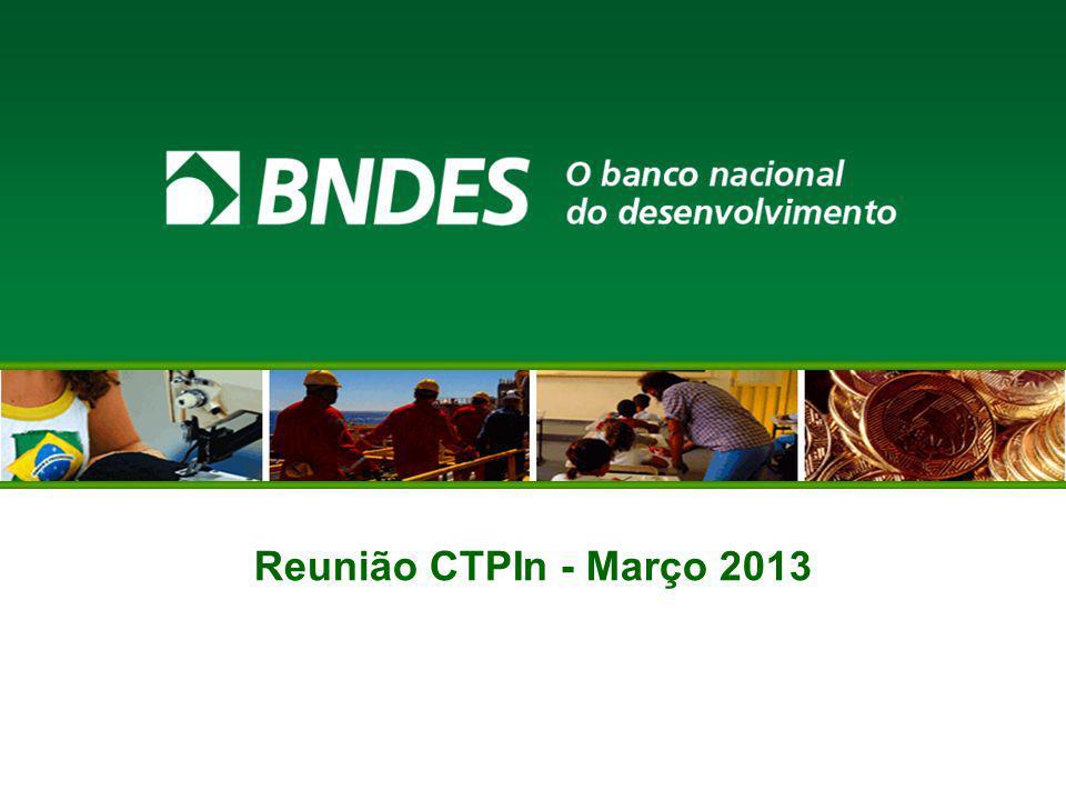 Reunião CTPIn - Março 2013