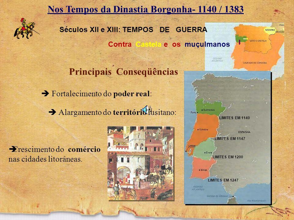 Origens do Reino de Portugal Em 1140, Afonso de Borgonha, proclama a independência do Condado.