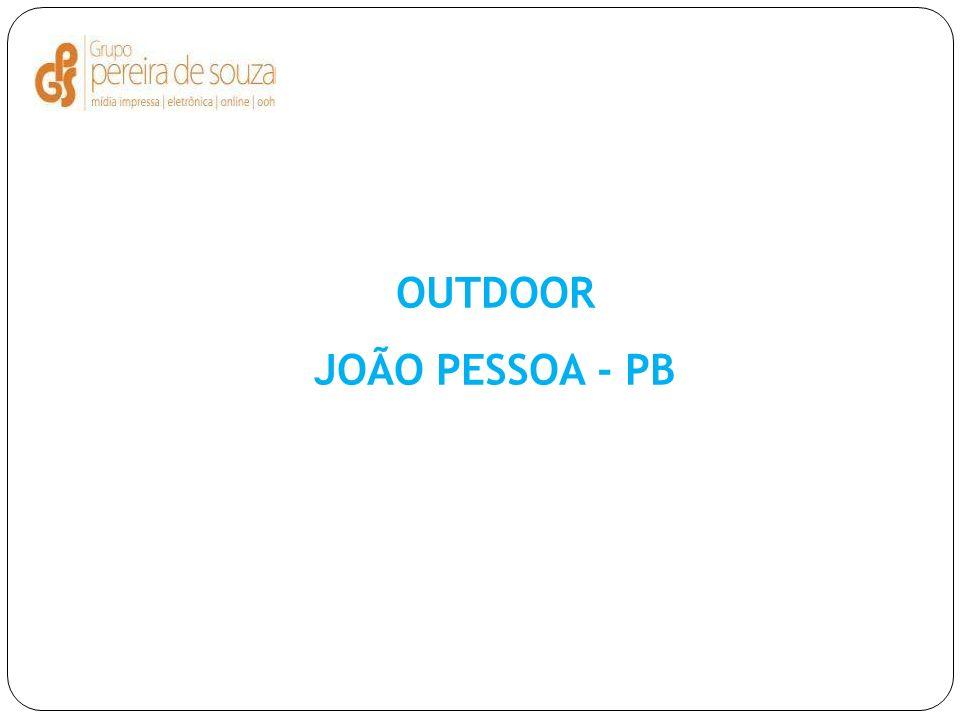 OUTDOOR JOÃO PESSOA - PB