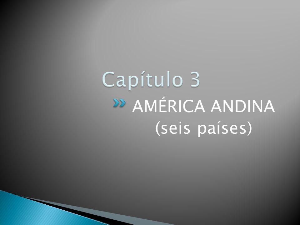 AMÉRICA ANDINA (seis países)