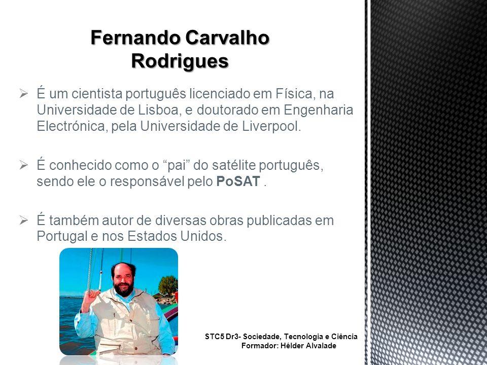 É um cientista português licenciado em Física, na Universidade de Lisboa, e doutorado em Engenharia Electrónica, pela Universidade de Liverpool.