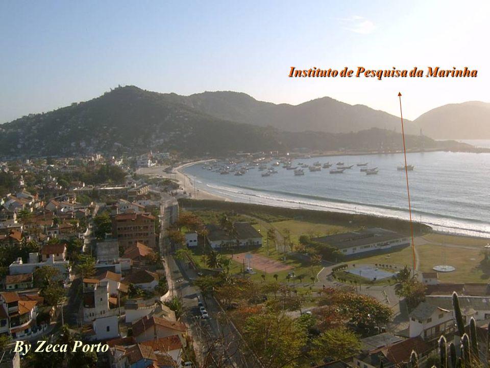 Vista do Pontal (Praia dos Anjos) By Zeca Porto