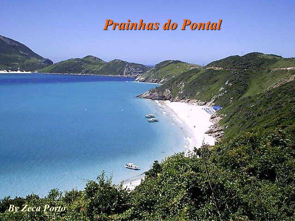 Bastio visto do Pontal do Atalaia By Zeca Porto