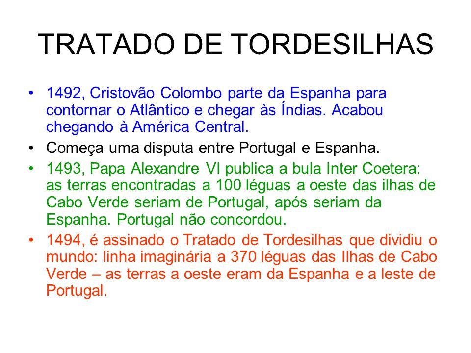 TRATADO DE TODESILHAS