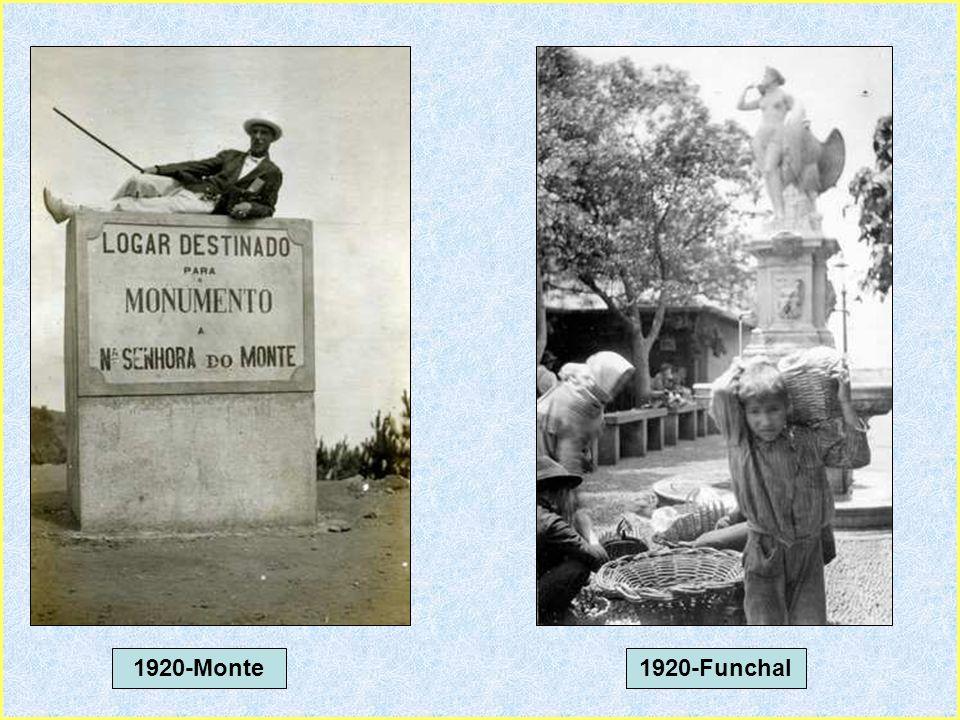 1920 Funchal - Baía