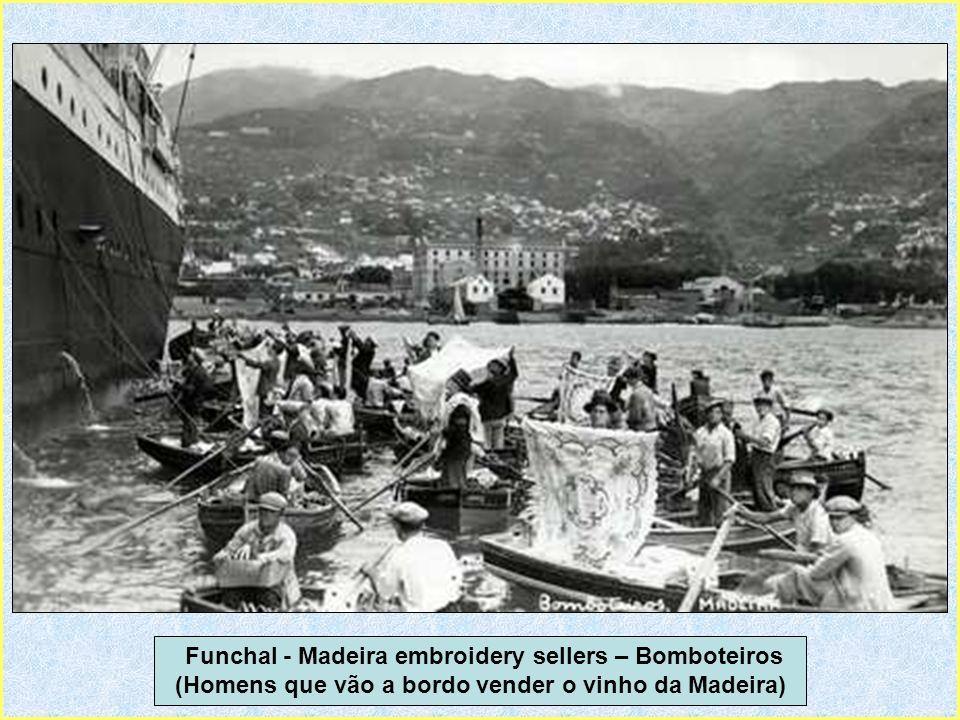 Funchal - Igreja1920 Funchal
