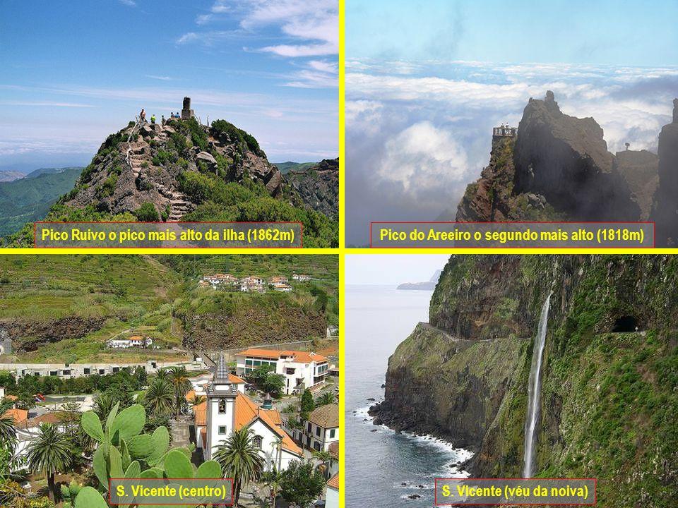 Santana é uma bonita vila na Costa Norte da ilha.
