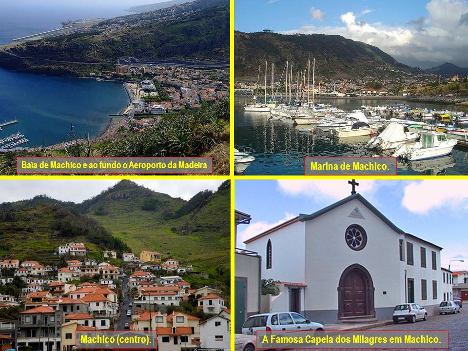 Machico provavelmente, é a cidade historicamente mais interessante da ilha. Aqui atracaram os descobridores da Madeira.