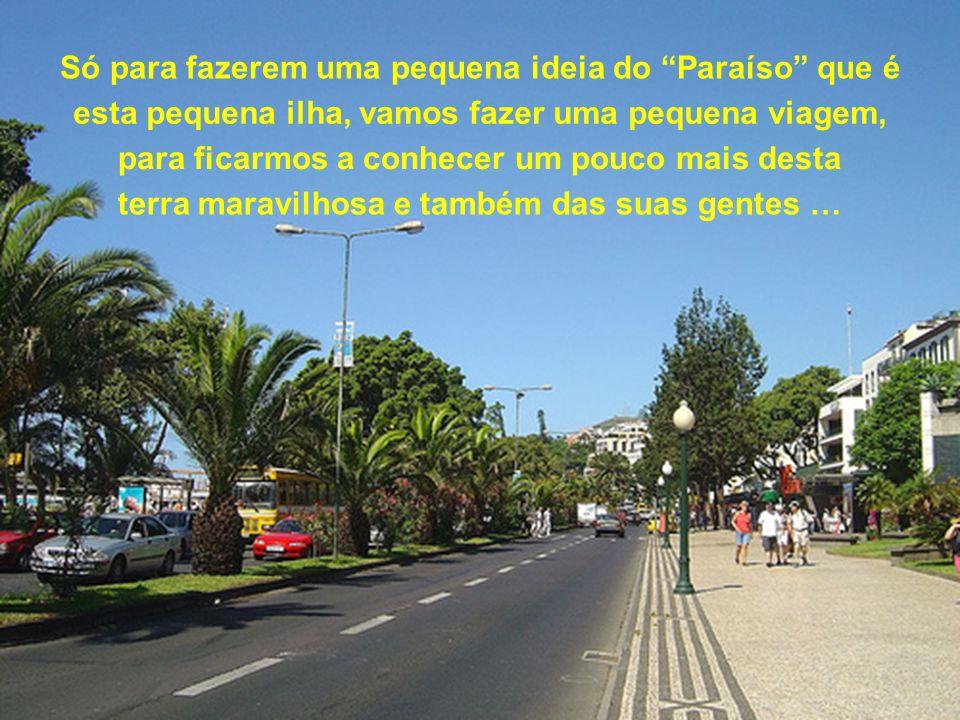 Ponta do Sol com a sua Marina e as famosas Levadas.