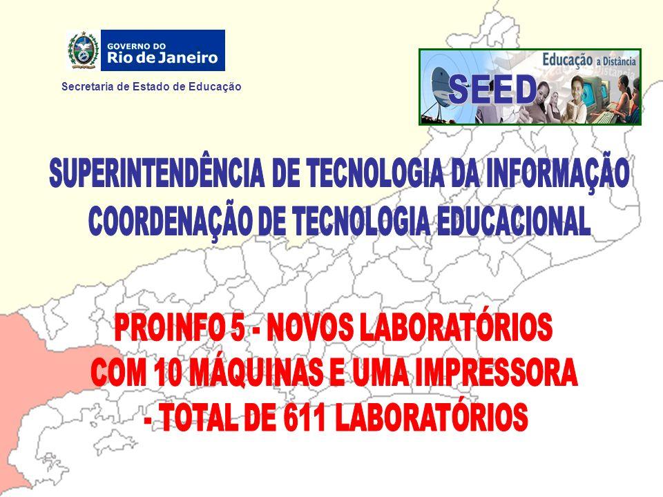 Secretaria de Estado de Educação CONCEICAO DE MACABU C.E.