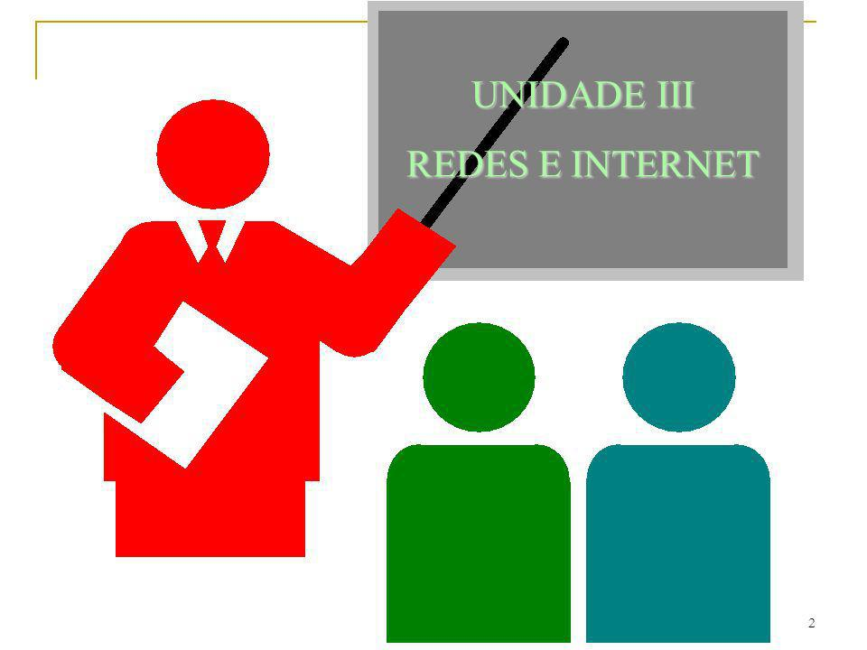 2 UNIDADE III REDES E INTERNET