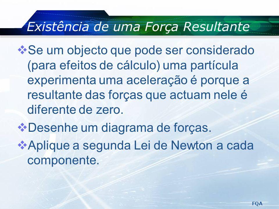 FQA Análise: Necessita de dois diagramas de forças. Aplique a equação do equilíbrio ao semáforo e encontre: Aplique as equações do equilíbrio ao cabo