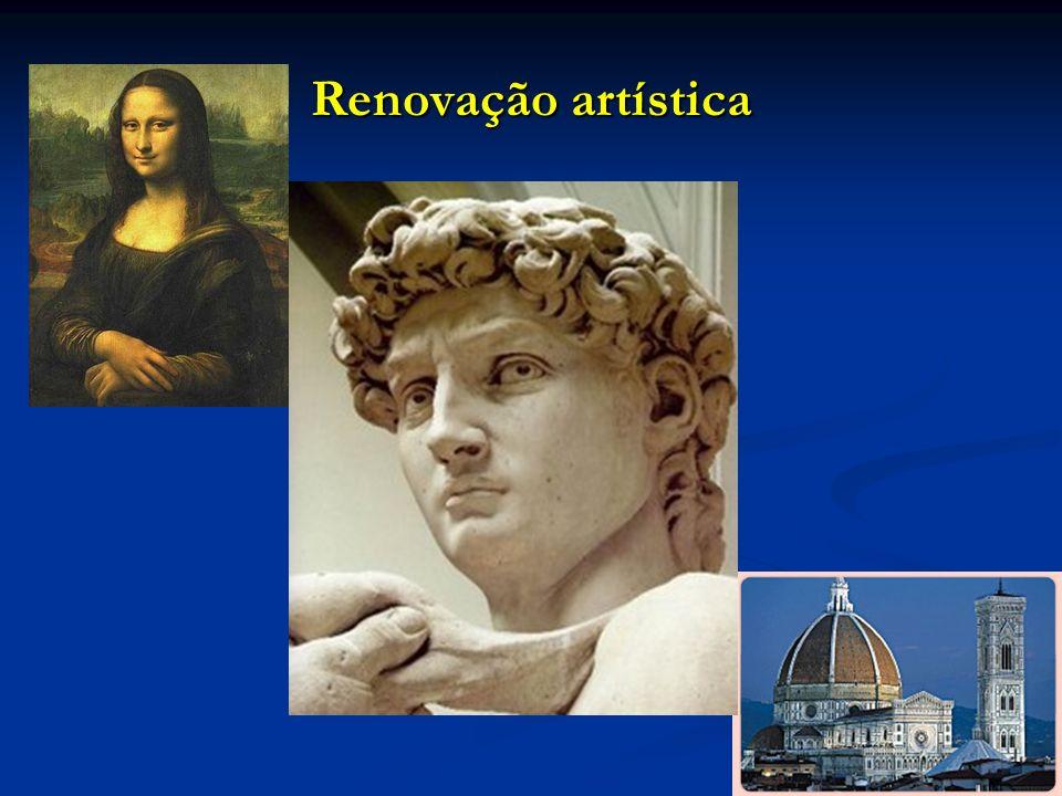 Renovação artística