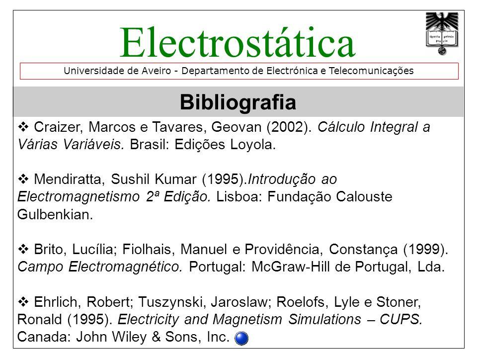 Craizer, Marcos e Tavares, Geovan (2002). Cálculo Integral a Várias Variáveis. Brasil: Edições Loyola. Mendiratta, Sushil Kumar (1995).Introdução ao E