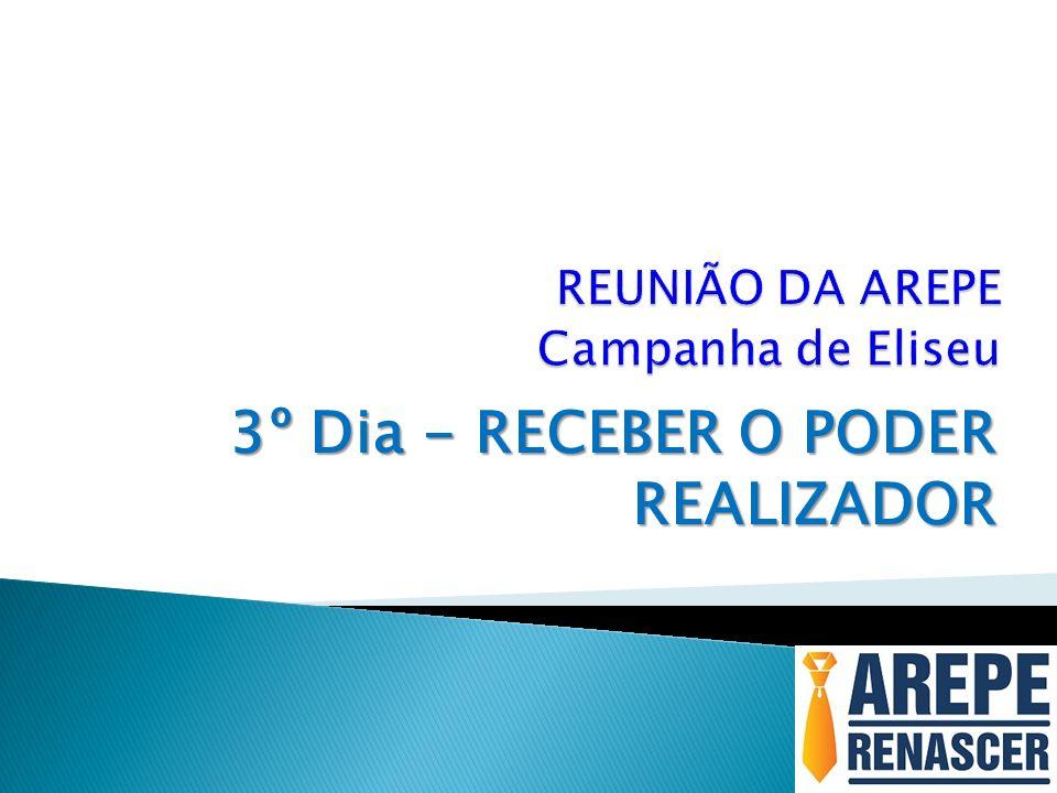 3º Dia - RECEBER O PODER REALIZADOR