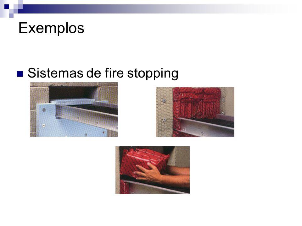 Sistemas de fire stopping