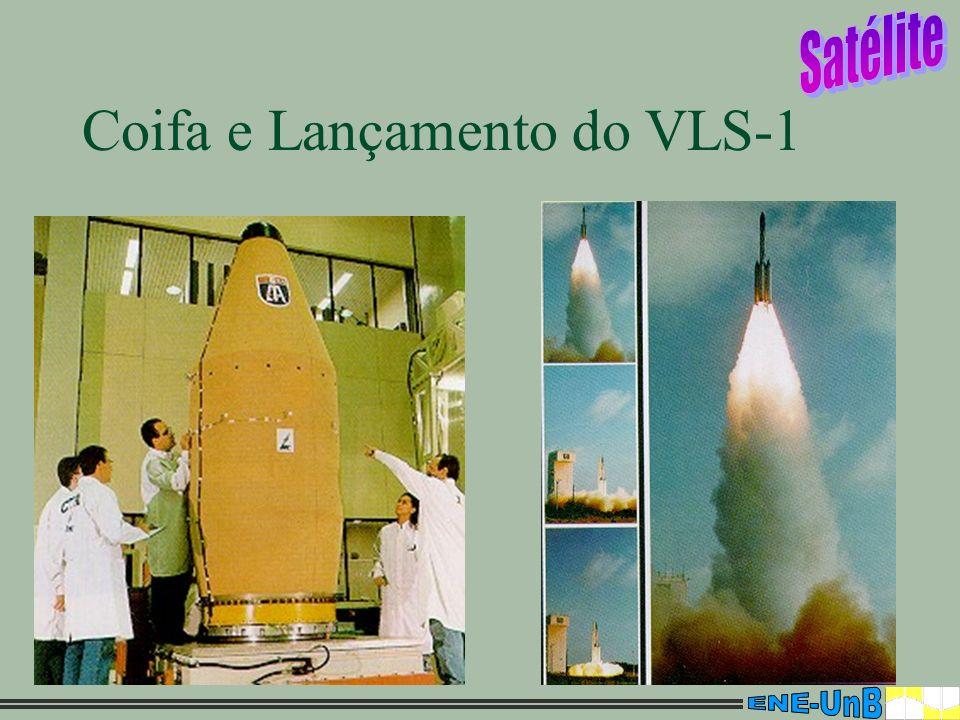11 Coifa e Lançamento do VLS-1