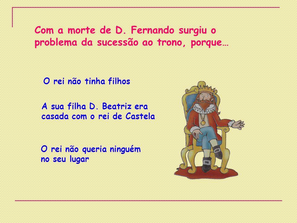 Por quem se apaixonou D. Pedro? Inês de Castro Teresa Guilherme D. Maria I