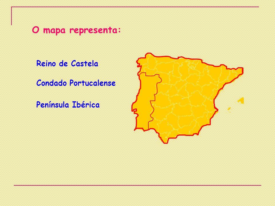 Qual foi o tratado que reconheceu a independência do Condado Portucalense .