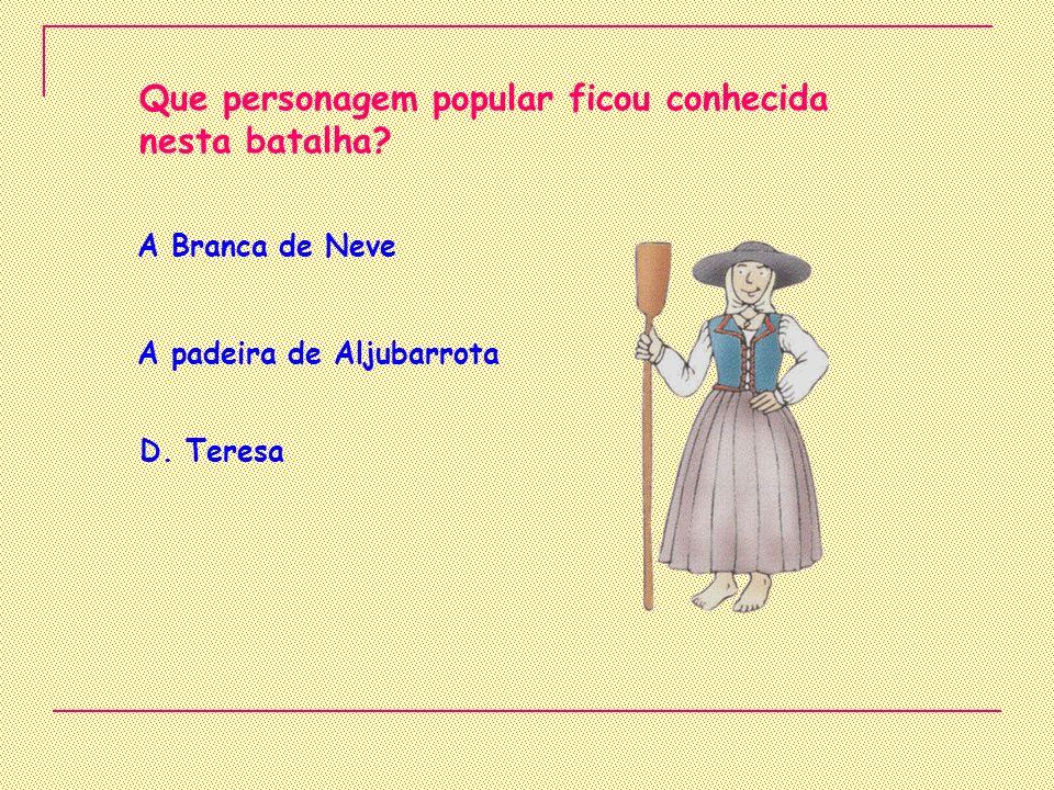 No reinado de D. João I deu-se a Guerra da Independência. Que países estiveram envolvidos nessa guerra? Portugal e Espanha Países Baixos Países de Les