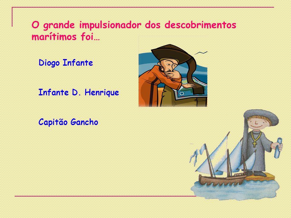 Os Portugueses resolveram aventurar-se no mar para: Descobrir riquezas e difundir a fé cristã Descobrir tesouros no fundo do mar Aprender a nadar
