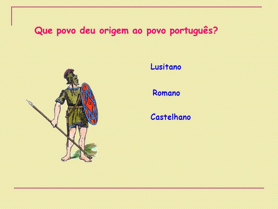 Quem foi o 1.º rei de Portugal? Infante D. Henrique D. Afonso Henriques Cardeal D. Henrique
