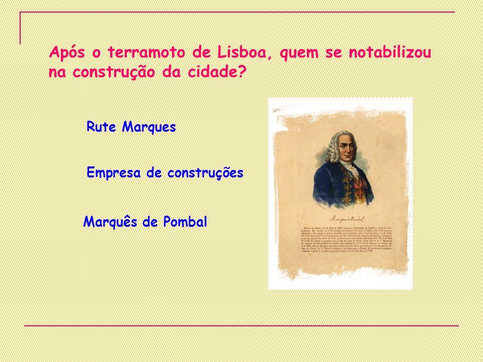 Em que ano se deu o terramoto de Lisboa? 16551755 1855