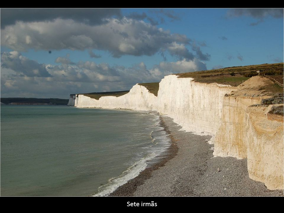 Beachy Head e Sete Irmãs