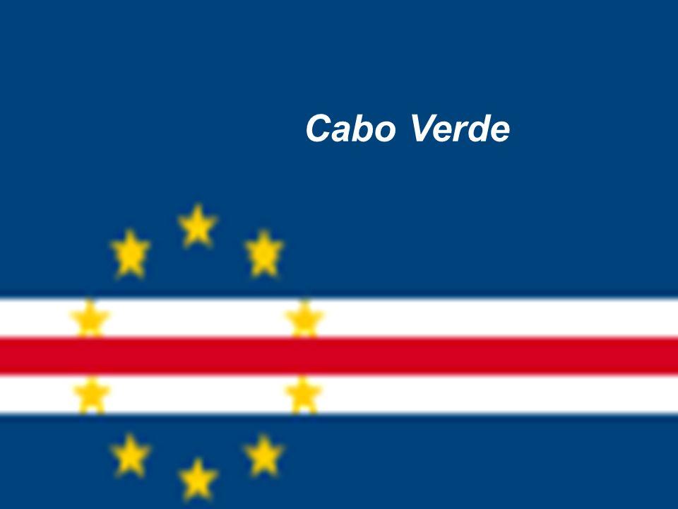 CABO VERDE CABO VERDE Cabo Verde