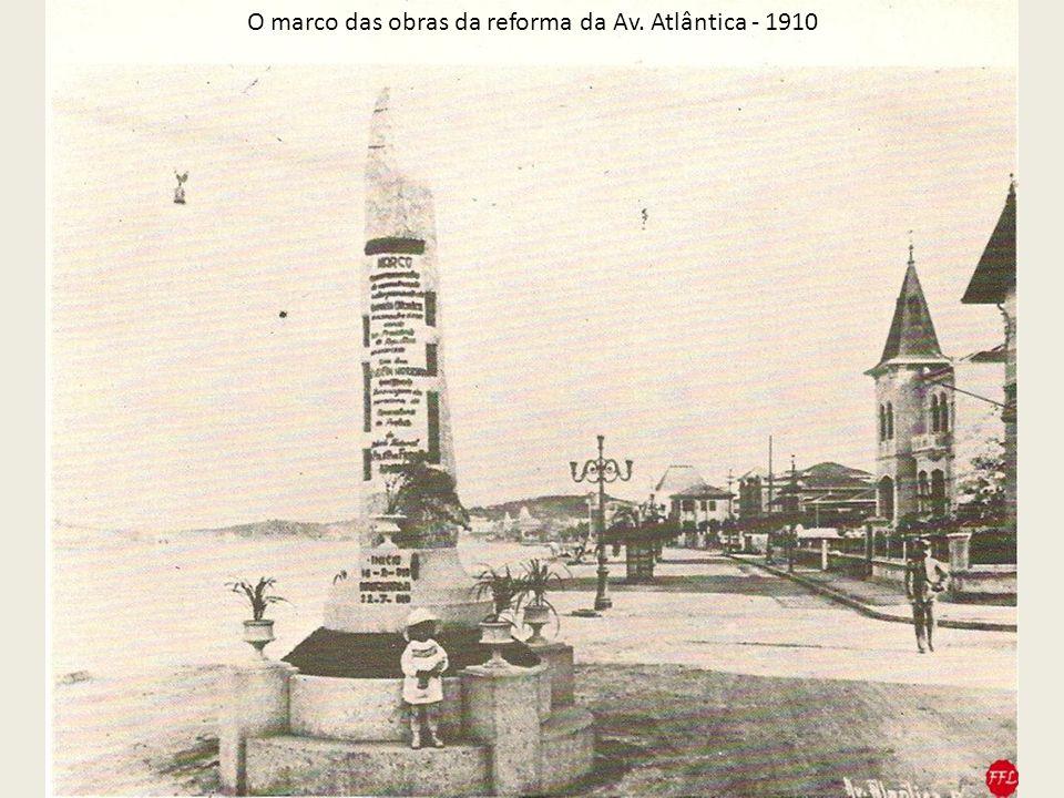 Em 1910, Ipanema tinha registrado 175 casas