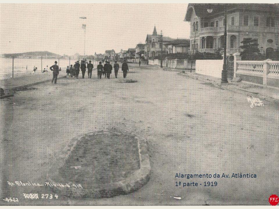 Cartão Postal impresso na Alemanha – em 1914