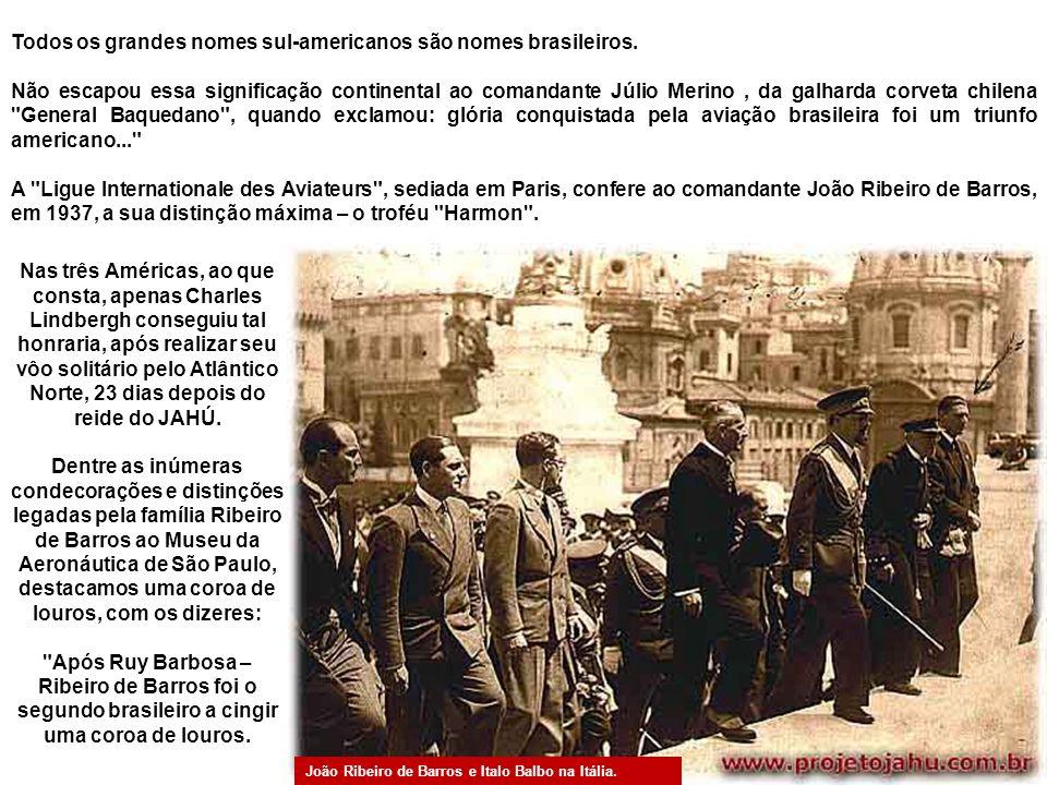 As honrarias Placa comemorativa na cidade de Jaú.