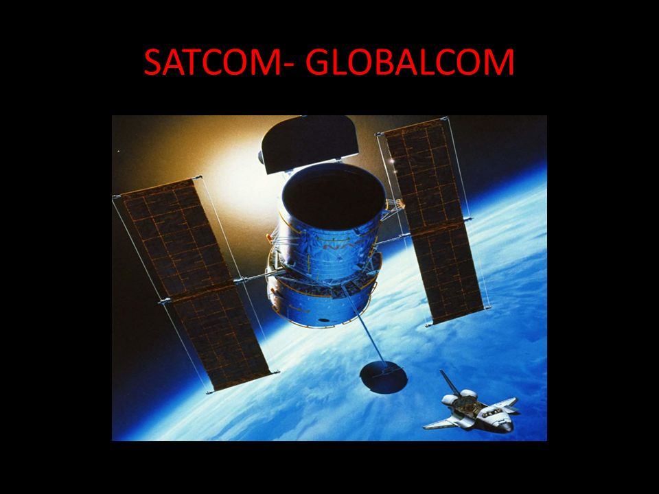 Algumas informações: Um satélite de comunicação (algumas vezes abreviado para comsat) é um satélite artificial para fins de telecomunicações.
