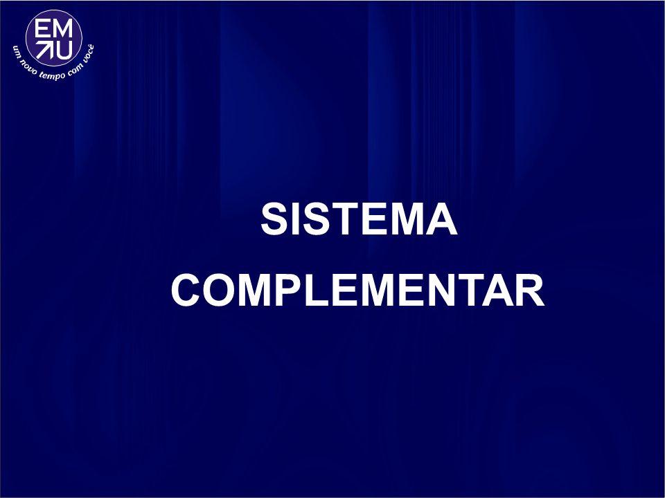 SISTEMA COMPLEMENTAR