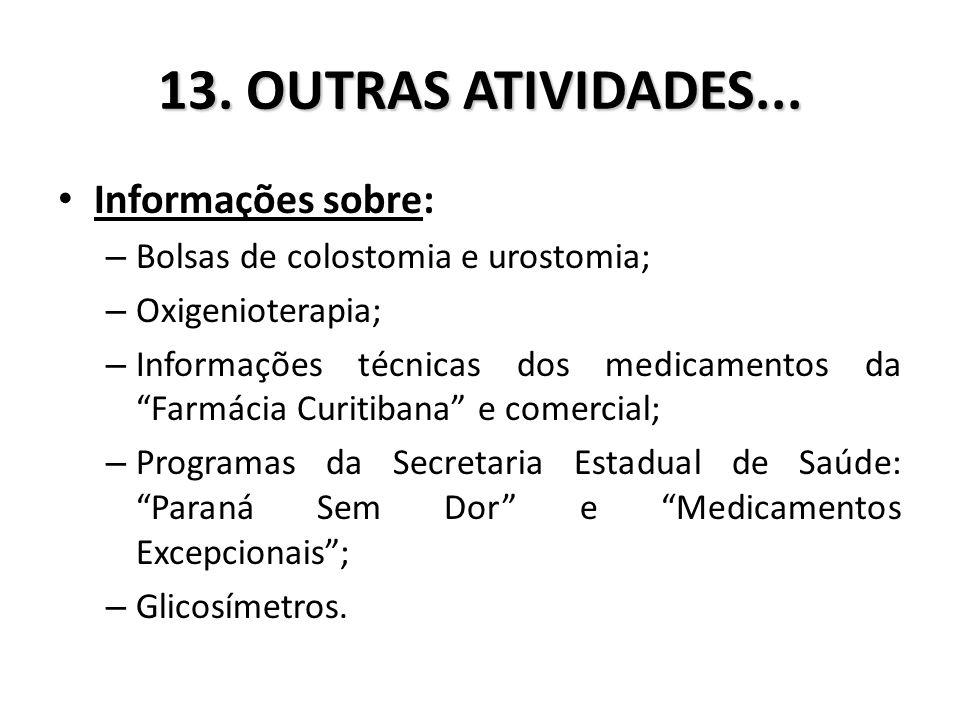 13.OUTRAS ATIVIDADES...