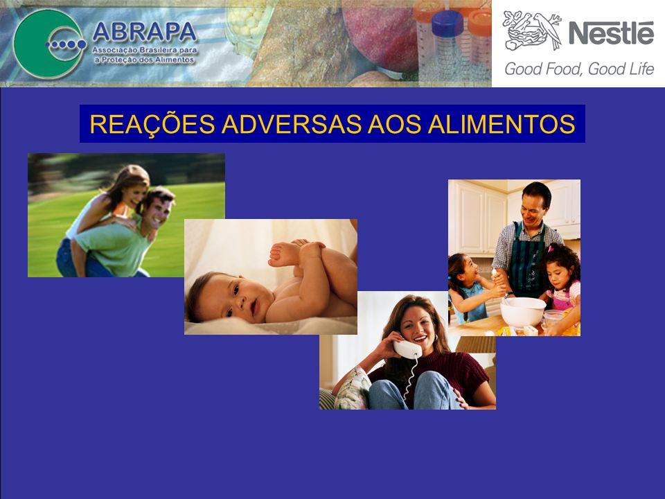 2003 International Life Sciences Institute (ILSE) – ILSE Europe Monograph Series – Food Allergy *Food intolerance *Food aversion *Nota do apresentador