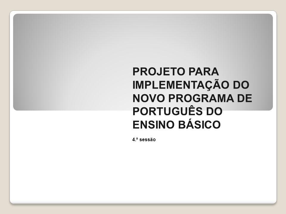 Referencial de textos Novos Programas de Português, pag.104