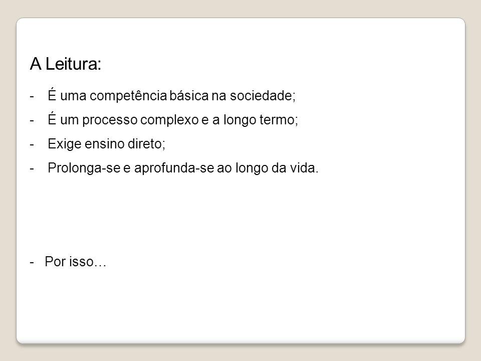 ORIENTAÇÕES 2.º Ciclo Novos Programas de Português, pag.102