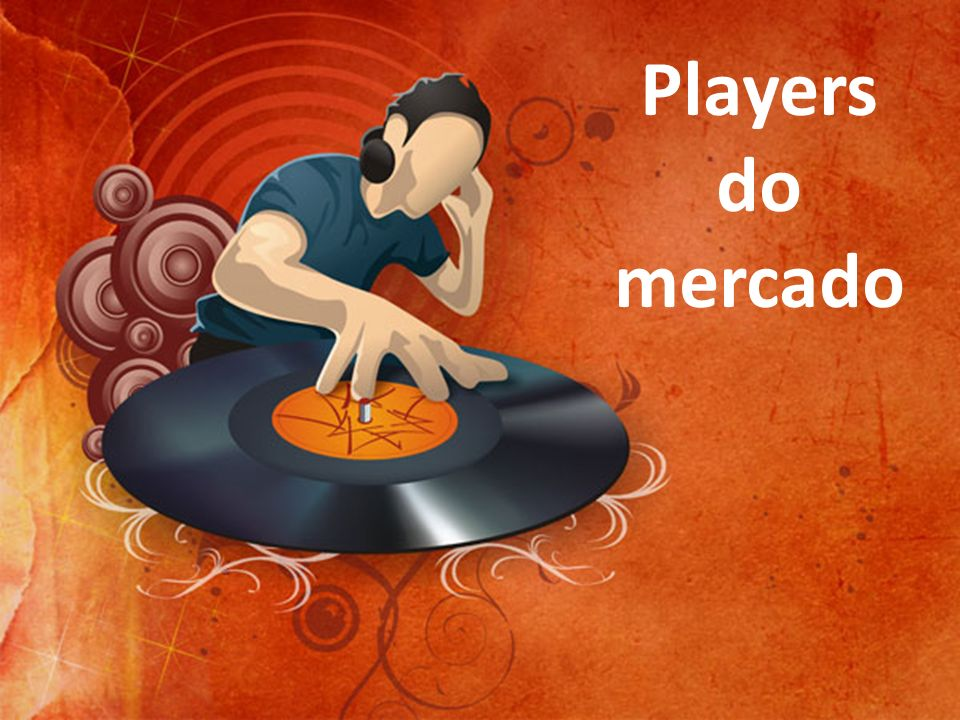 Players do mercado