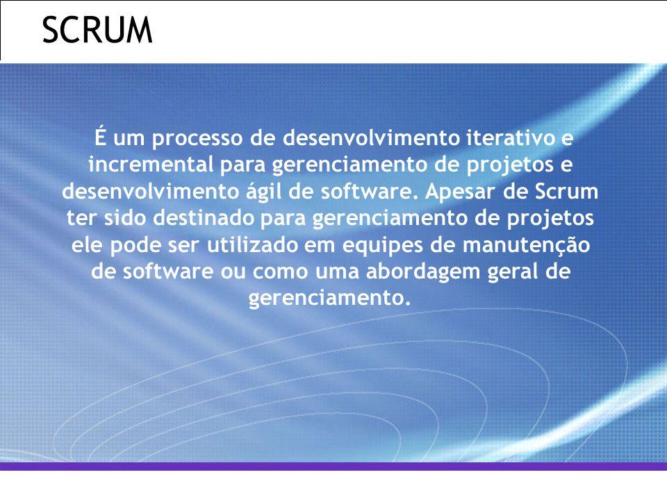 All Rights Reserved © Alcatel-Lucent 2007, ##### 10 | GCS / IT&O | July 2007 Método Scrum É um processo ágil (framework) Equipes de no máximo 7 pessoas O desenvolvimento se divide em fases de no máximo 30 dias