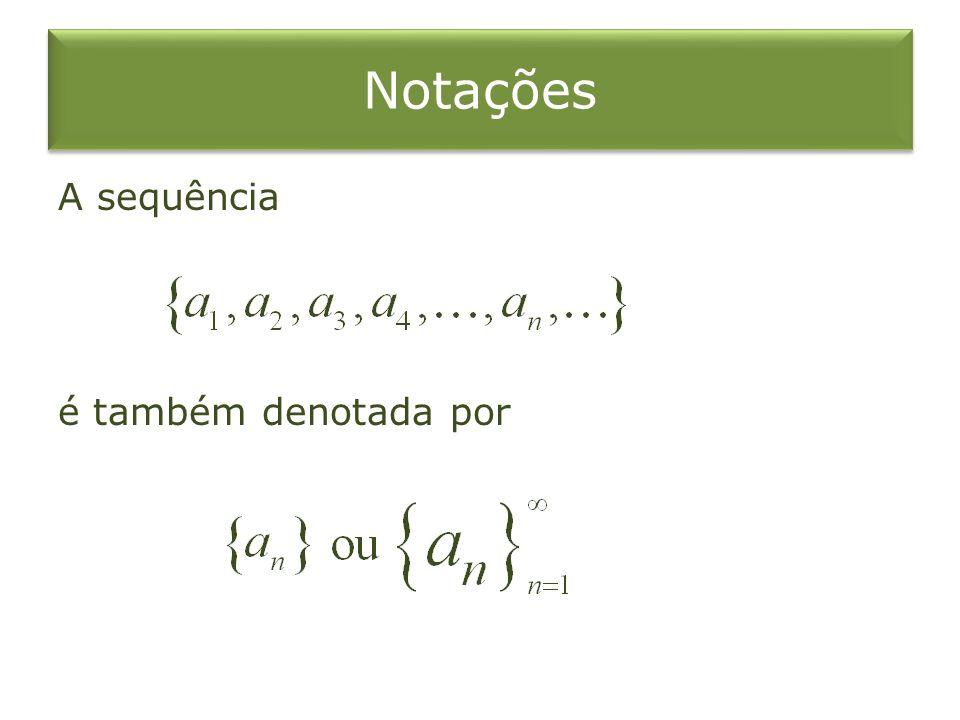 Exemplo 9 Discuta a convergência da seq., onde