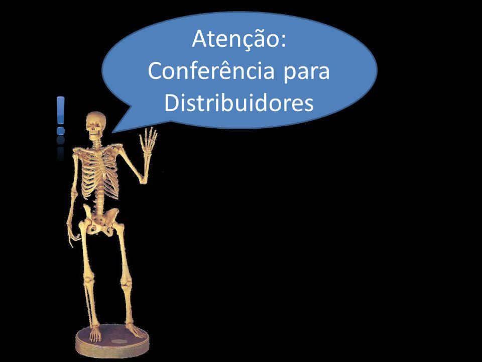Atenção: Conferência para Distribuidores