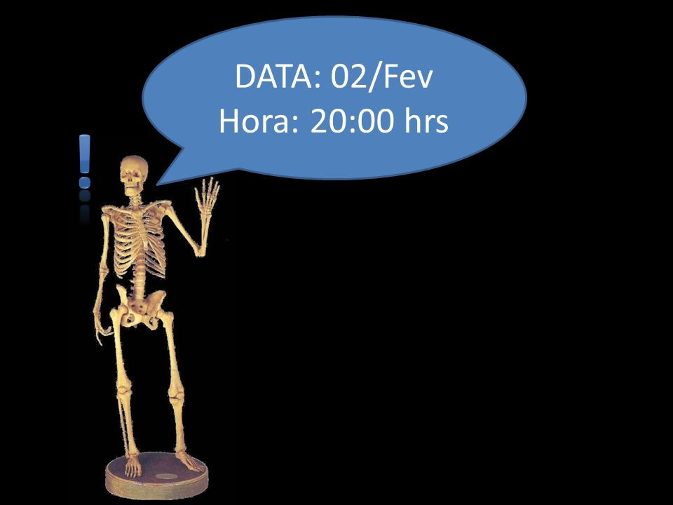 DATA: 02/Fev Hora: 20:00 hrs