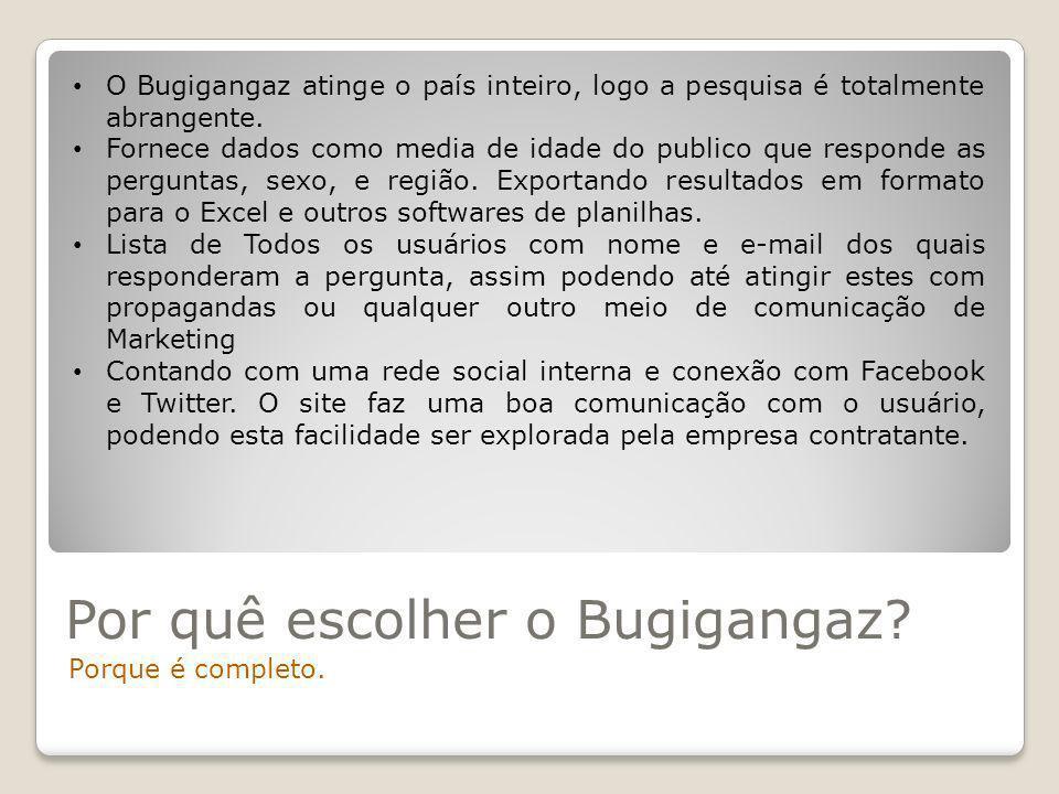 www.bugigangaz.com.br contato@bugigangaz.com.br MSN: sitebugigangaz@gmail.com