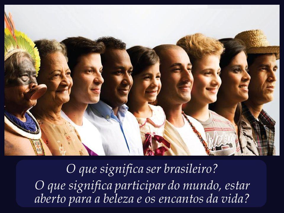 Nós brasileiros somos muito mais do que a nossa atual classe política, imersa em corrupção, e esta medíocre corja televisiva.