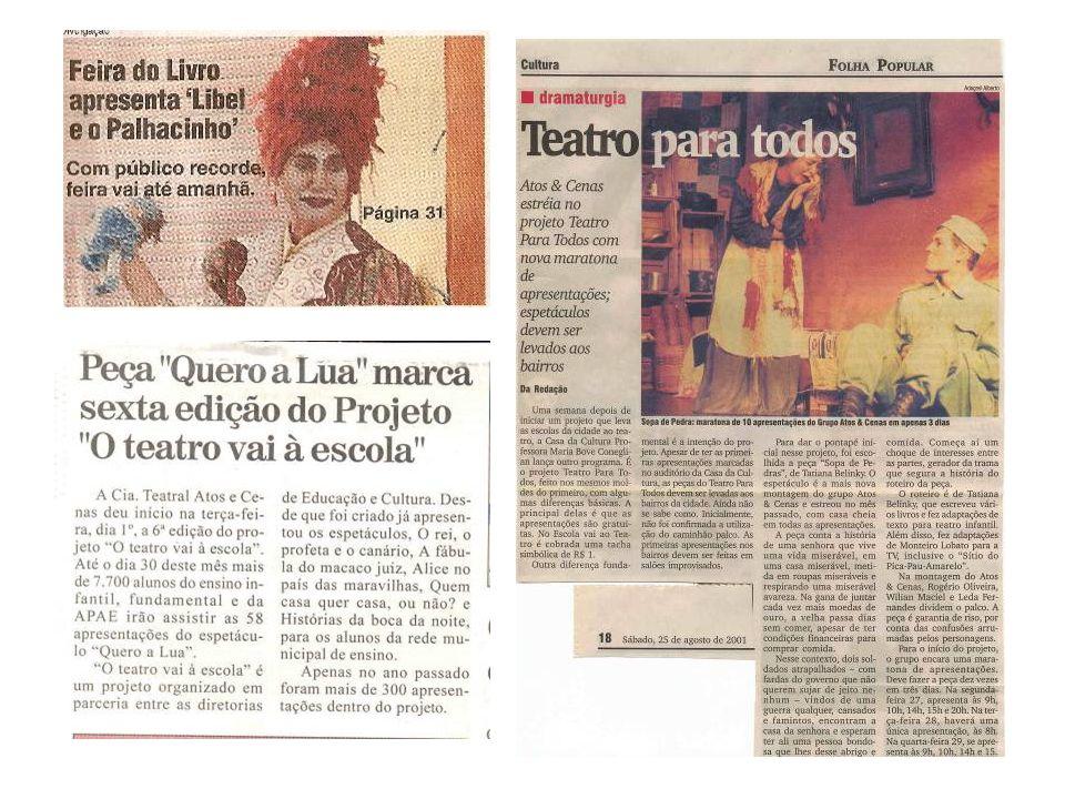 HISTÓRICO DE EVENTOS (ÚLTIMOS) - 2008/04/26 – Participação no desfile cívico em comemoração aos 150 anos de Lençóis Paulista; - 2008/04/27 – Participa